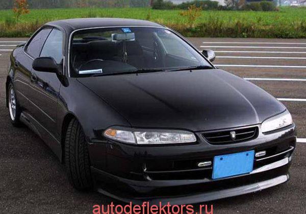 Дефлекторы окон ветровики Toyota Srinter Marino/Ceres 1992-1997