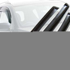 Дефлекторы окон (ветровики) CARLSTEELMAN MAZDA 6, ATENZA 2002-2007г (седан)