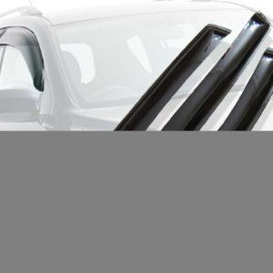 Дефлекторы окон (ветровики) CARLSTEELMAN RENAULT KANGOO 2 2007г- (на 3 двери)
