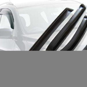 Дефлекторы окон (ветровики) CARLSTEELMAN SUZUKI GRAND VITARA, ESCUDO 1997-2005г (на 4 двери)