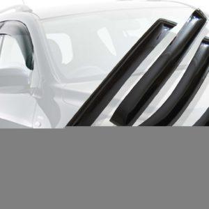 Дефлекторы окон (ветровики) CARLSTEELMAN TOYOTA PROBOX, SUCCEED 2002-2014г