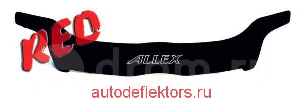 Дефлектор капота Тойота Алекс 2001-2003