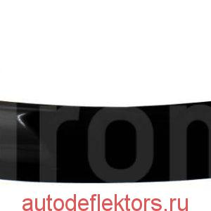 Дефлектор капота (Мухобойка) RED Nissan X-Trail 2014-н. в