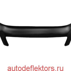 Дефлектор капота (мухобойка) RED на Toyota Mark II X110 2000-2004