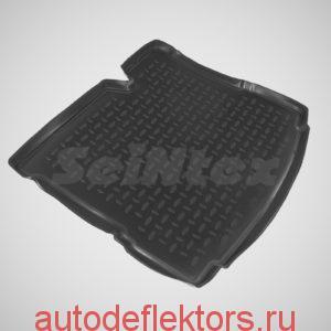 Коврик в багажник SEINTEX на MAZDA 3 sedan 2009-2013