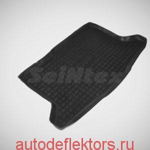 Коврик в багажник SEINTEX на SUZUKI SX4 hatchback 2006-
