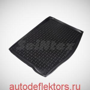 Коврик в багажник SEINTEX на FORD FOCUS II hatchback 2005-2011