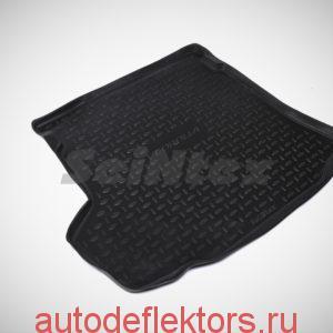 Коврик в багажник SEINTEX на TOYOTA COROLLA X (E140,150) 2007-2013