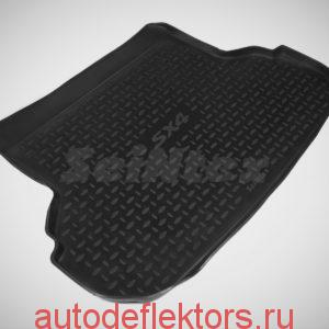 Коврик в багажник SEINTEX на SUZUKI SX4 sedan 2006-