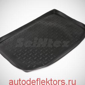 Коврик в багажник SEINTEX на CITROEN С3 PICASSO 2009-