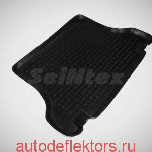 Коврик в багажник SEINTEX на CHEVROLET LANOS 2005-2009