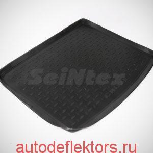 Коврик в багажник SEINTEX на CHEVROLET CRUZE hatchback 2011-2015