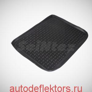 Коврик в багажник SEINTEX на OPEL Zafira C 2012-2019