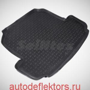 Коврик в багажник SEINTEX на Peugeot 408 2012-