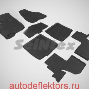 Ковры резиновые в салон с высоким бортом FORD EXPLORER V (V