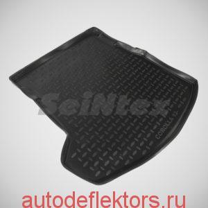 Коврик в багажник SEINTEX на TOYOTA COROLLA XI (E160,170) 2013-2018