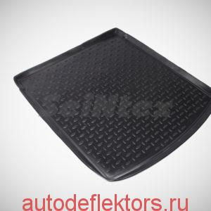Коврик в багажник SEINTEX на AUDI A6 (C7) sedan 2011-2018