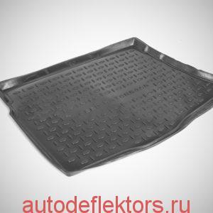 Коврик в багажник SEINTEX на KIA CEED II hatchback 2012-2018