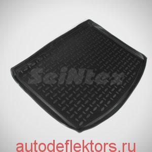 Коврик в багажник SEINTEX на SUZUKI SX4 II (верхнее положение) 2013-