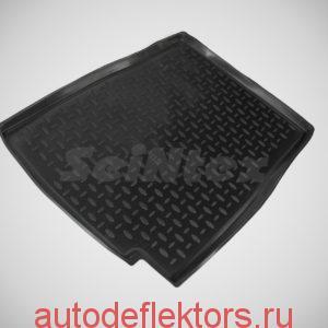 Коврик в багажник SEINTEX на BMW 7 ser(F-02) без холодил уст. 2008-2015