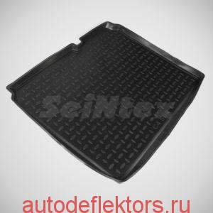 Коврик в багажник SEINTEX на CITROEN C4 II hatchback 2012-