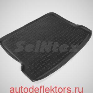 Коврик в багажник SEINTEX на MERCEDES GLA-Class X156 2014-2019