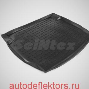 Коврик в багажник SEINTEX на BMW 1 ser (F20-21)  2013-