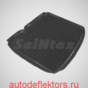 Коврик в багажник SEINTEX на SEAT Leon II 2005-2012