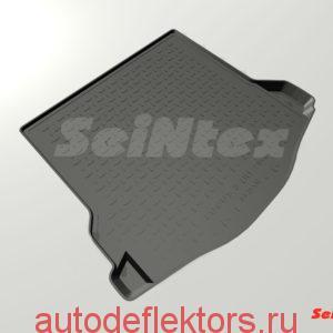 Коврик в багажник SEINTEX на FORD FOCUS III (Rest) sedan 2016-2019