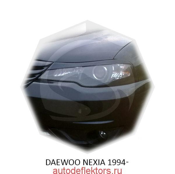 Реснички на фары Daewoo NEXIA 1994-