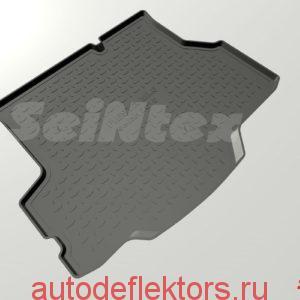 Коврик в багажник SEINTEX на FORD FIESTA MK6 sedan 2015-2019