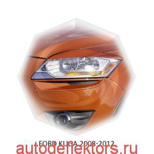 Реснички на фары Ford KUGA 2008-2012