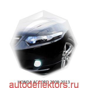Реснички на фары Honda ACCORD 2008-2013