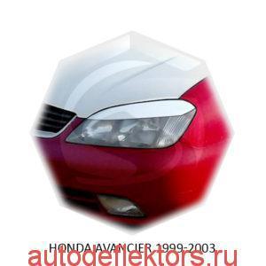 Реснички на фары Honda AVANCIER 1999-2003