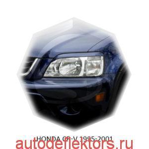 Реснички на фары Honda CR-V 1995-2001