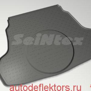 Коврик в багажник SEINTEX на HYUNDAI Sonata VII 2,0l 2017-