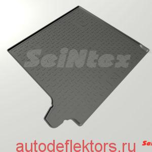 Коврик в багажник SEINTEX на NISSAN PATHFINDER III (7 мест) 2004-2014