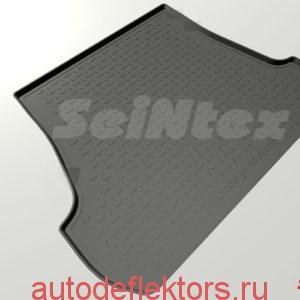 Коврик в багажник SEINTEX на TOYOTA LC 200 Рестаил (5 мест) 2012-