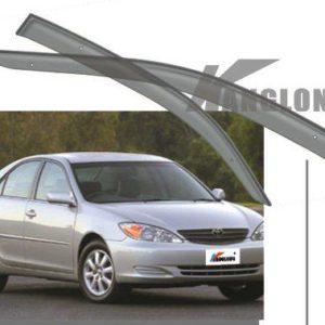 Дефлекторы окон ветровики Тойота Камри V30 2001, 2002, 2003, 2004, 2005, 2006