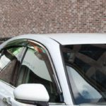 Дефлекторы окон ветровики Тойота Камри V70 2018, 2019, 2020