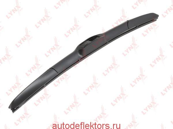 Щетка стеклоочистителя гибридная 550 мм LYNXauto LX550