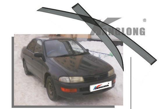 Дефлекторы окон (ветровики) TOYOTA CARINA AT1920 1992-1996 оригинальные