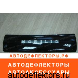 Дефлектор капота (мухобойка) CARLSTEELMAN на HONDA MOBILIO 2001-2008г