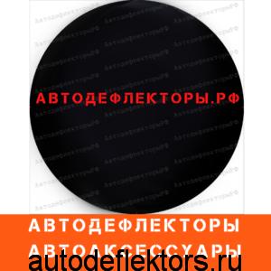 Чехол на запасное колесо для кроссоверов и внедорожников (Черный)