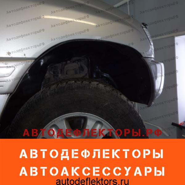 Подкрылки (локеры) на Toyota Land Cruiser 100-105 1997-2006 (3)